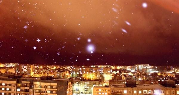 Зима в Заволжье