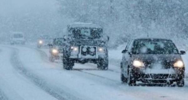 снег Заволжье