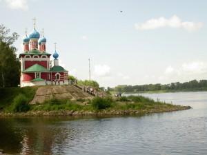 Угличский кремль, церковь Димитрия на крови, 1692 г.